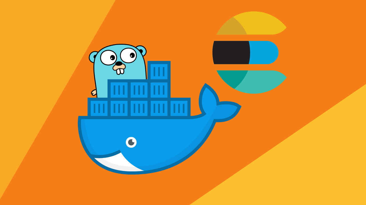 Cover Image for Go client for Elasticsearch using Docker