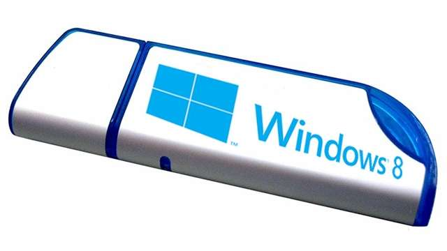 Cover Image for Install Windows 8 from rusty 256 MB USB stick